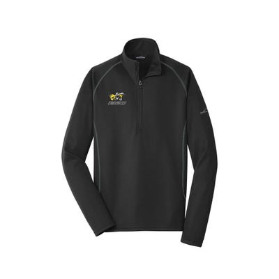 1320 Angry Bee Men's 1/2 Zip Base Layer Fleece