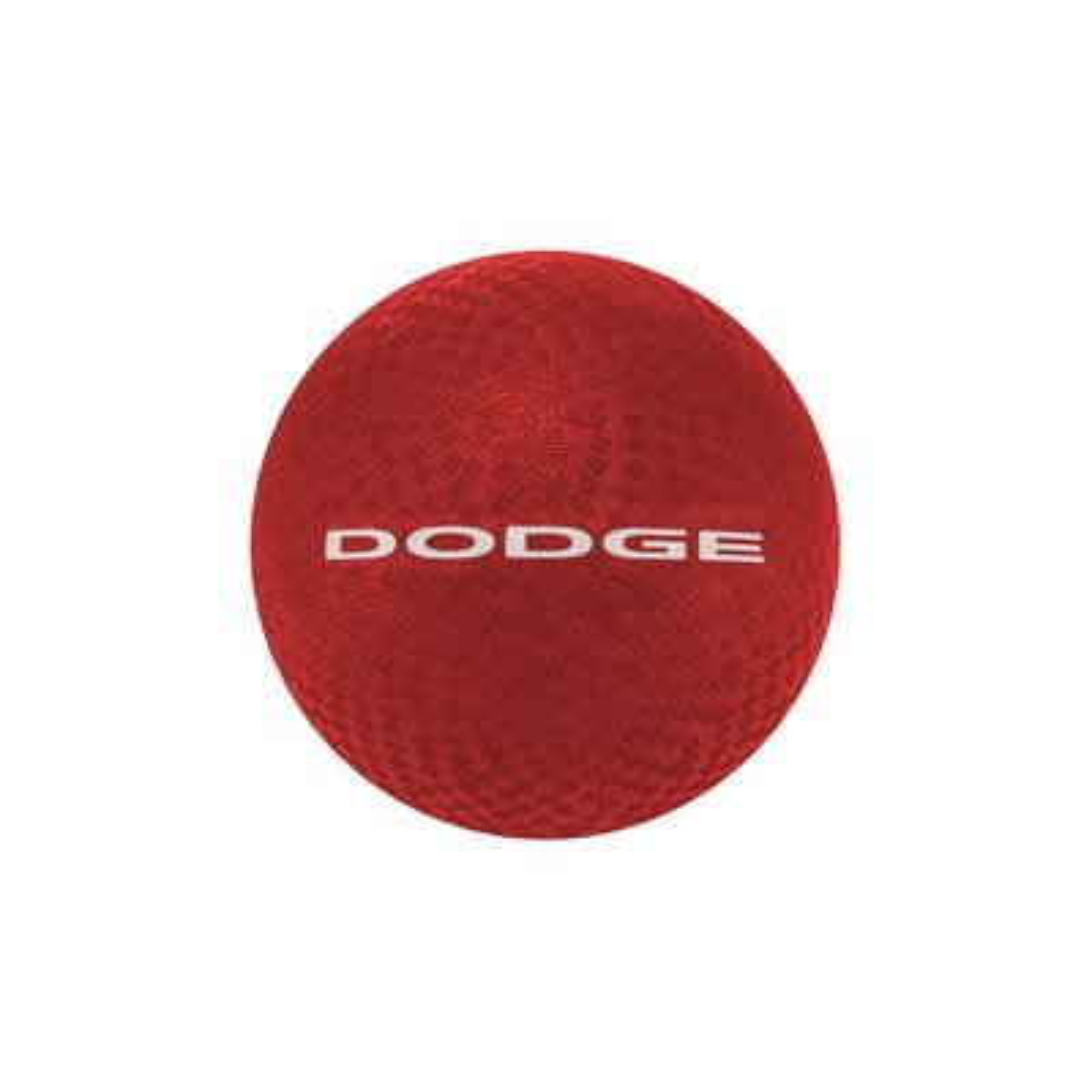 "8.5"" Red Dodgeball"