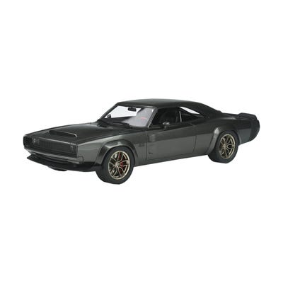 1968 Grey Super Charger 1:18 Resin Model (Limited Edition)