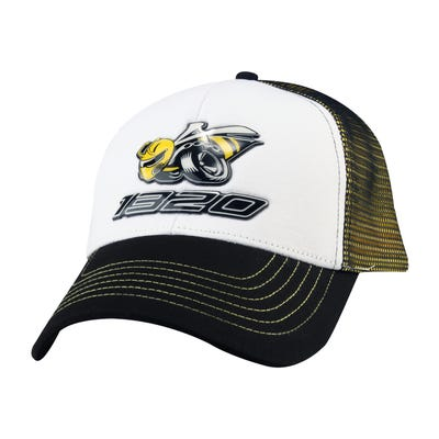 1320 Angry Bee Mesh Cap