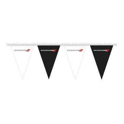 30' Pennant with Flags