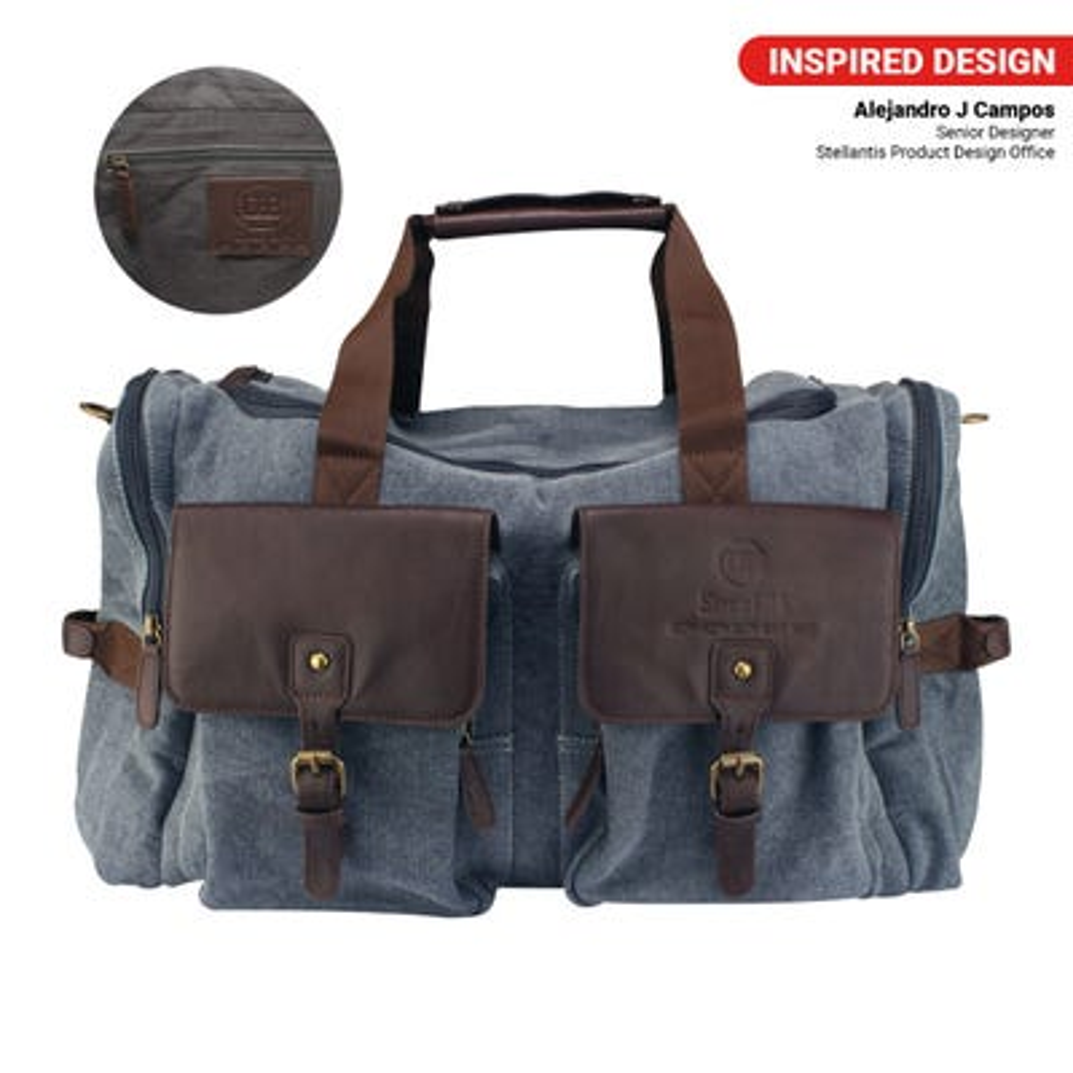 Brothers Duffel Bag