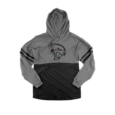 Hellcat Redeye Women's Hooded Jersey Sweatshirt