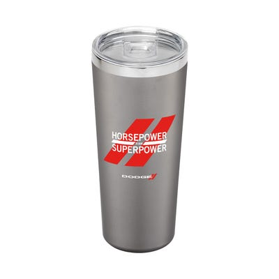 Horsepower is our Superpower 22 oz. Tumbler