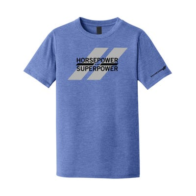 Horsepower is our Superpower Youth T-Shirt