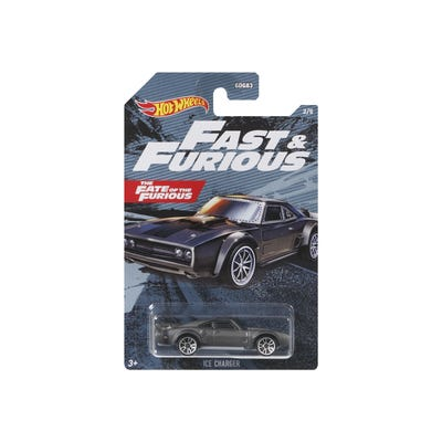 Ice Charger Hot Wheel
