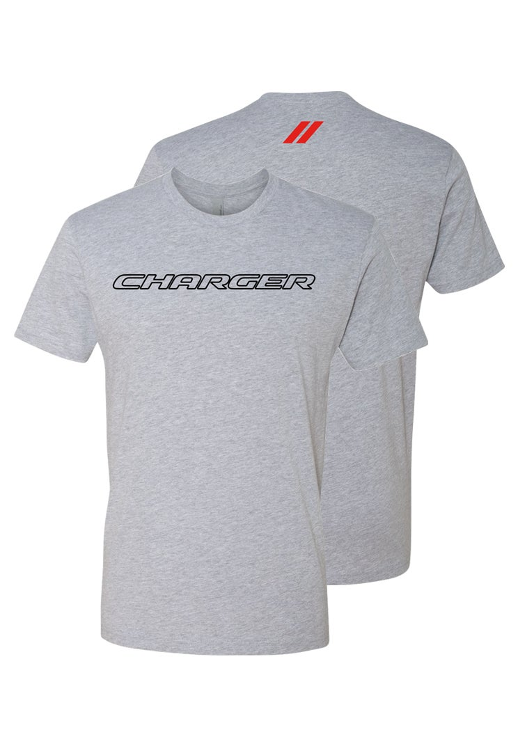 Dodge Men's Wide Body Charger T-shirt - Dodge