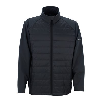 Men's Water Repellent Hybrid Jacket