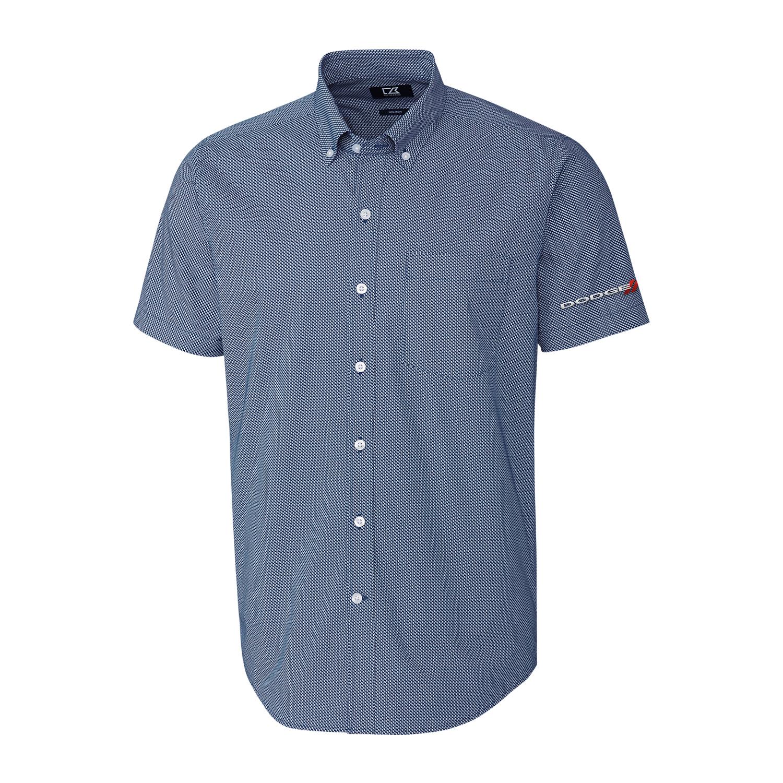 Men's Untucked Style Short Sleeve