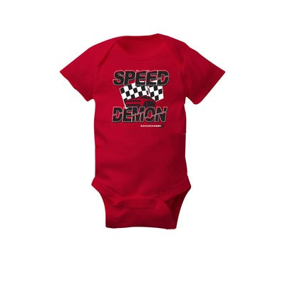 Speed Demon Onesie