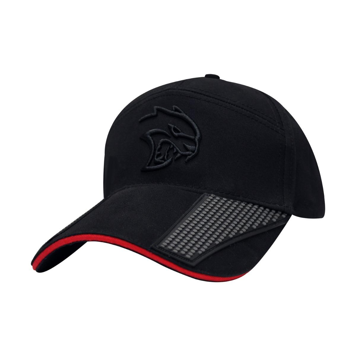 SRT Hellcat Black Cap