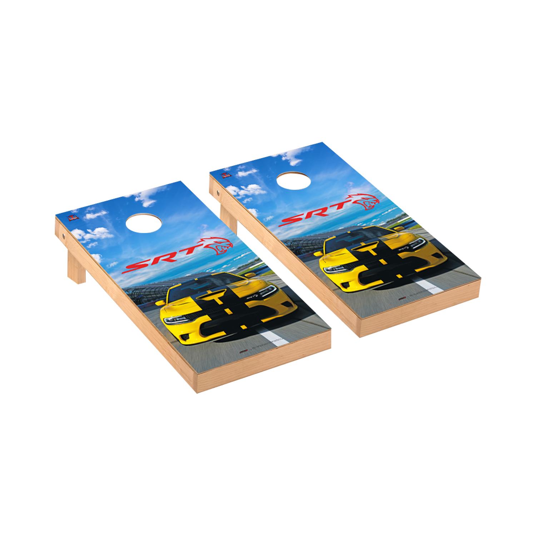 SRT Hellcat Regulation Cornhole Boards