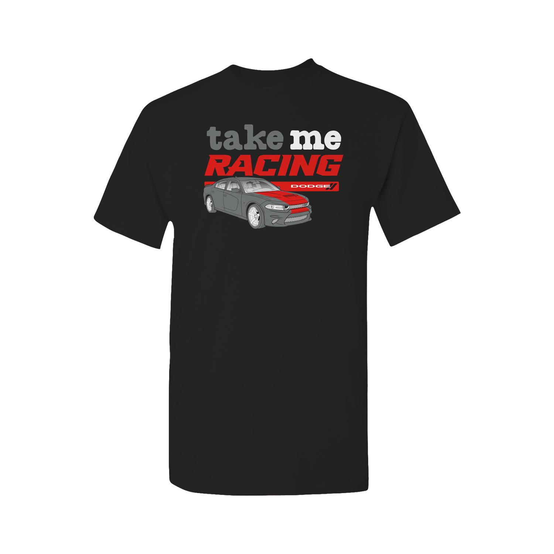 """Take Me Racing"" Youth T-Shirt"