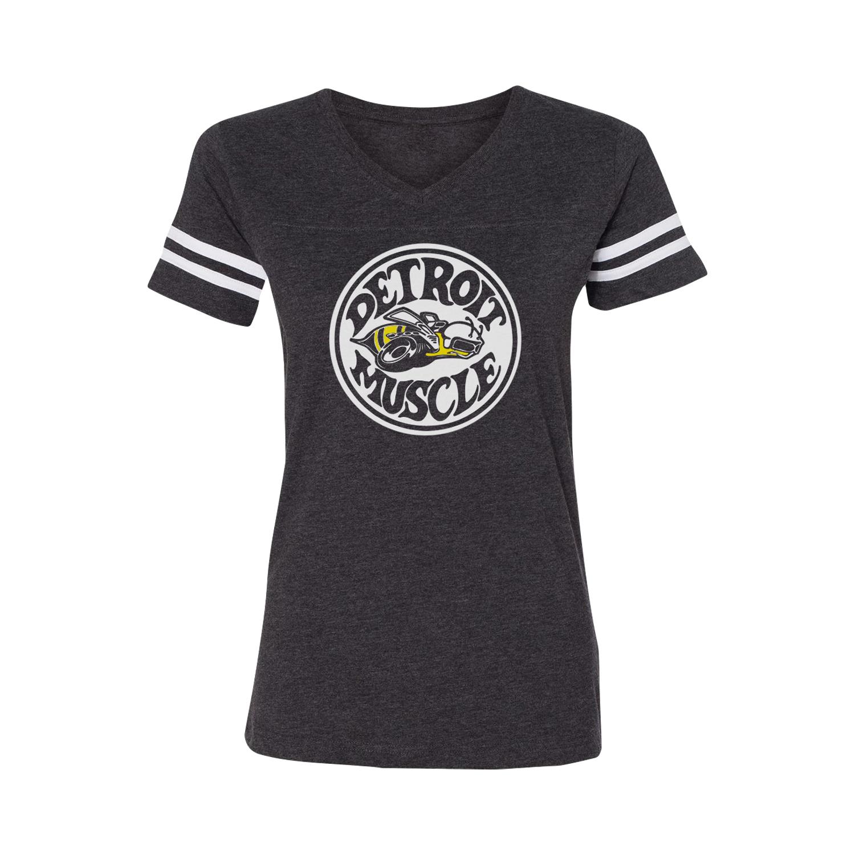 Women's Detroit Muscle Super Bee Varsity T-shirt