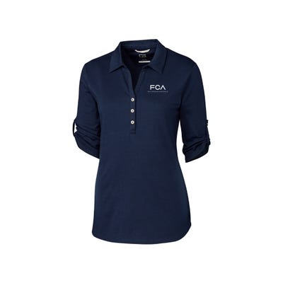 Women's Half Sleeve Polo